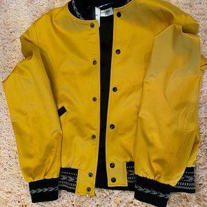 Men's Saint Laurent Aztec bomber jacket sz 54